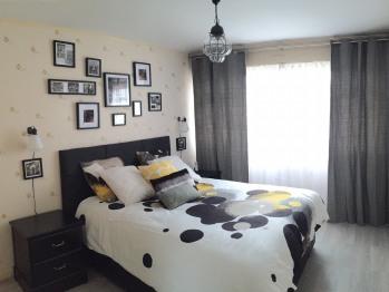 Appartement T2 Sud de Paris - Chambre