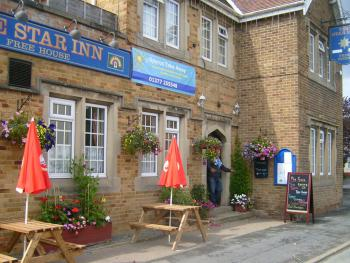 The Star Inn - Front entrance