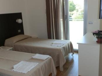 Matrimoniale o doppia-Standard-Bagno in camera con doccia-Balcone-Leonardo Fibonacci - Tariffa di base