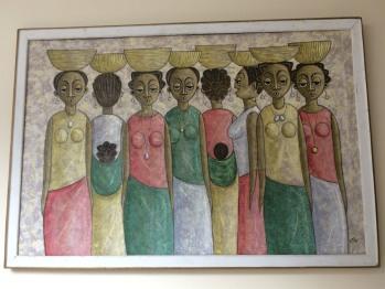 Déco éclectique - DR Congo Maître Kuku