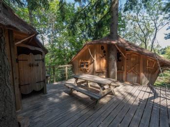 Cabane CASTOR- Familiale