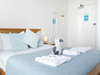 Double En-suite Sea View Room