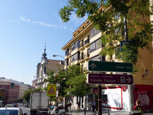 SAN BERNARDO STREET