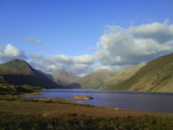 Nearby Wastwater - Britains Favourite View