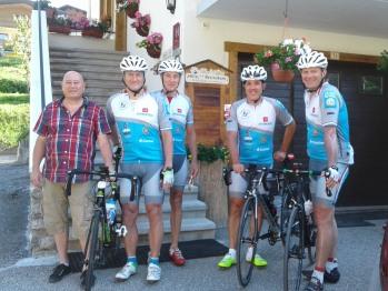 nos clients cyclistes