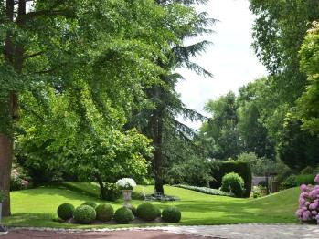 Le parc,domaine de la Frênaie , Valenciennes