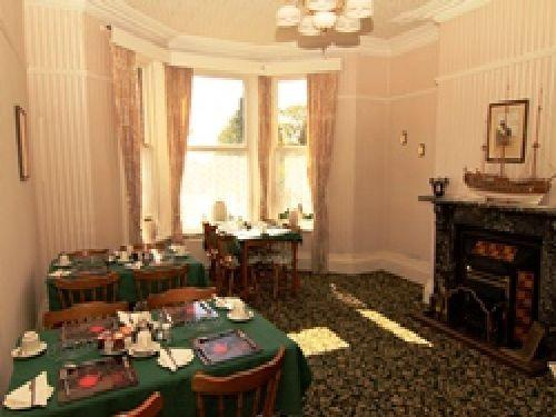 Greenbank Guest House Dining Room