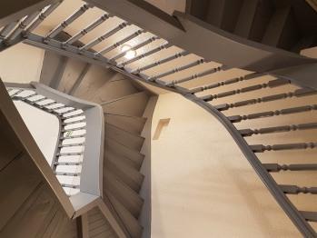 Escalier revisité