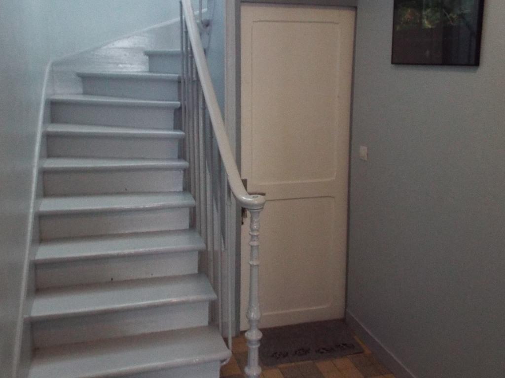 Escalier Val D Oise le logis du château, la roche guyon | accueil