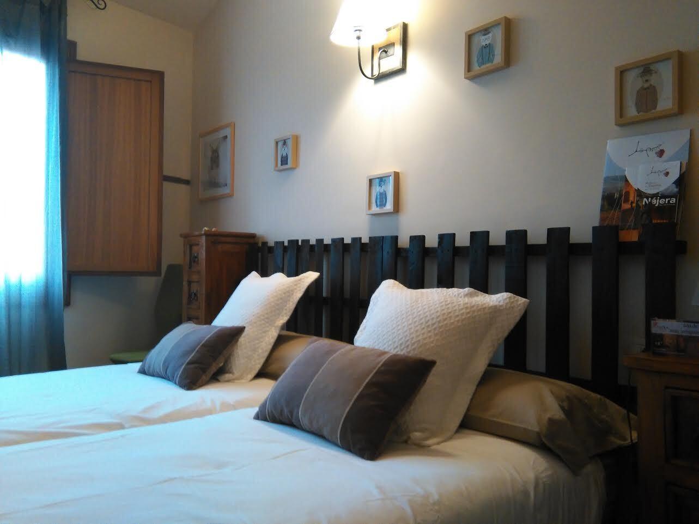 Doble con dos camas-Rural-Baño con ducha - Tarifa Base
