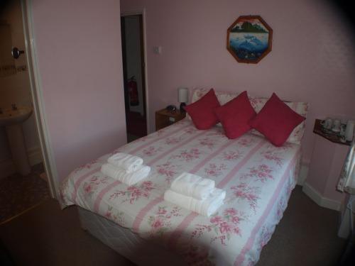 Room 3 Double en-suite on 2nd floor