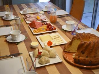 Le petit dejeuner