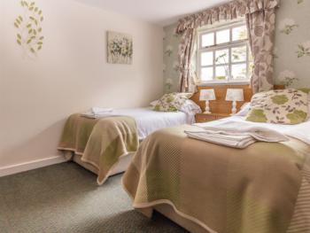 Twin room-Comfort-Ensuite-Room Only