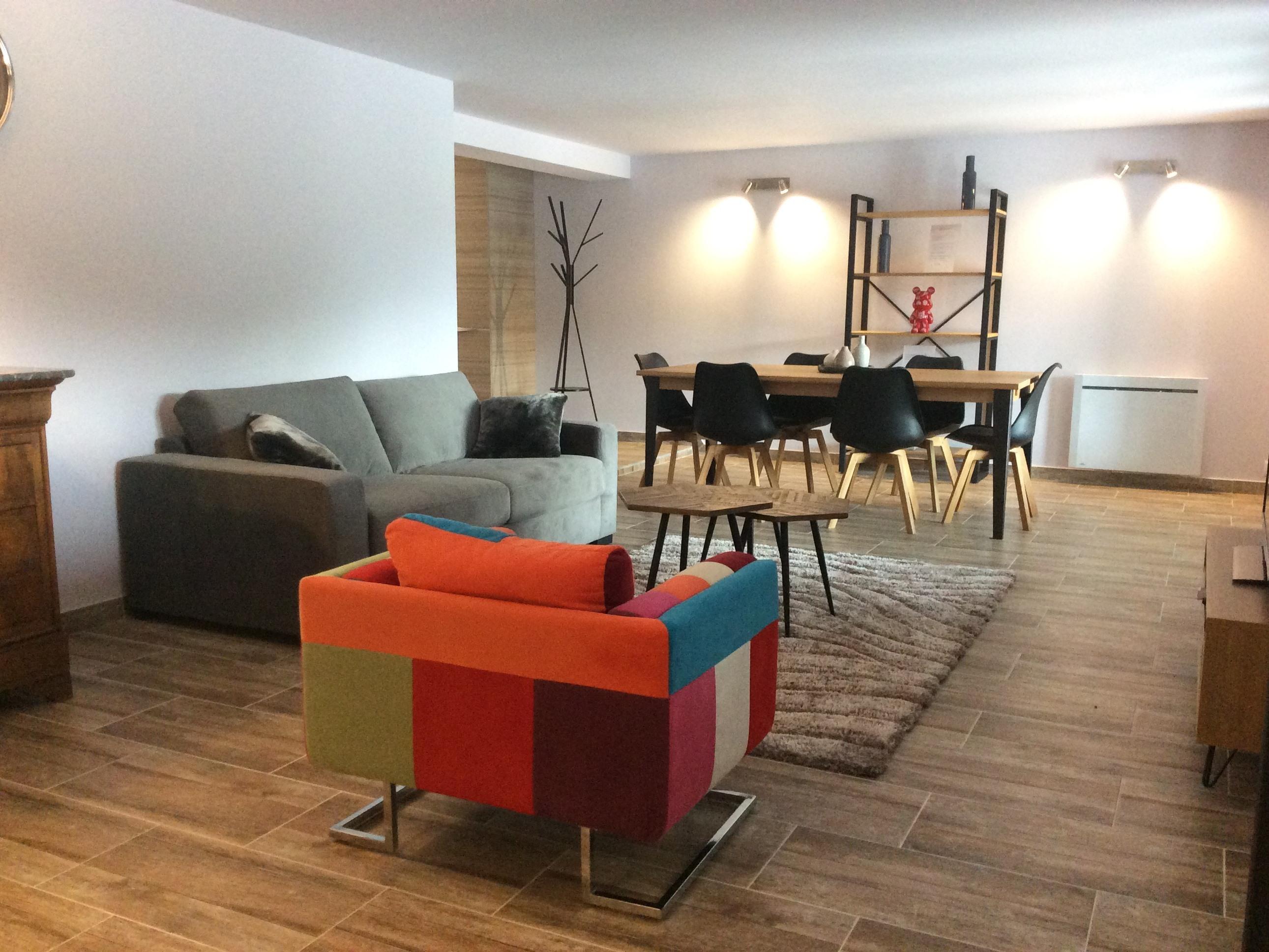 Appartement Confort Ongietorri