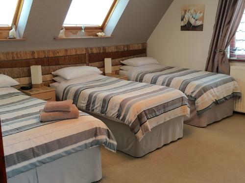 Family En-Suite guest room