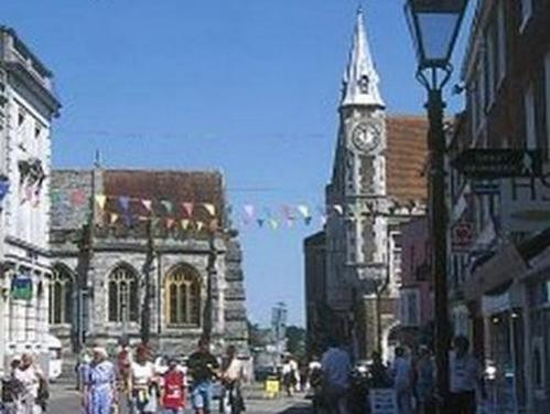 Dorchester's Historic Town Centre