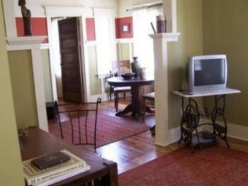 Elbert Hubbard Living/Dining Area