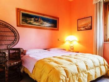Matrimoniale-Standard-Bagno in camera con doccia-Vista parco-Stanza Rosa
