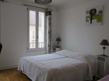 Appartement-Salle de bain-Avec 2 Chambres - Rose