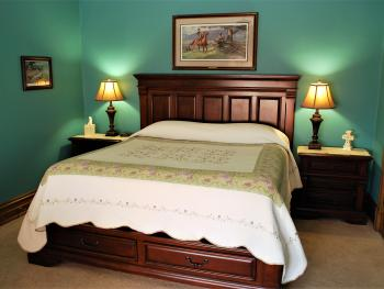 General Early Suite -Triple room-Ensuite with Jet bath-Deluxe-Balcony