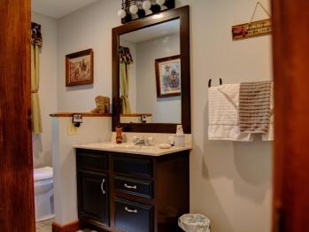 Dewey's Outpost Bathroom