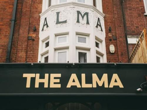 The Alma Outside