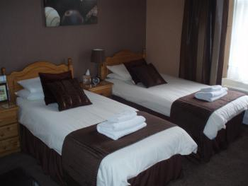 Ground Floor Twin room available on request
