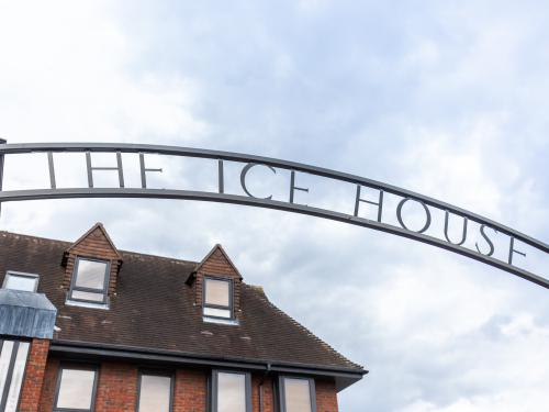 The Ice House Gate