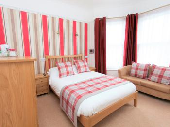 Double room-Comfort-Ensuite with Shower-Countryside view-room 4 double