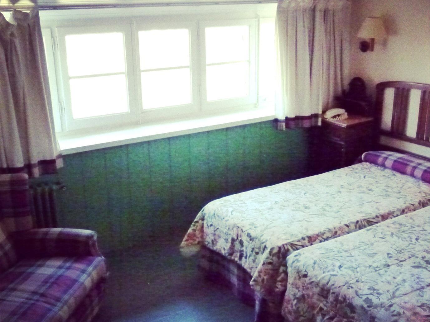 Habitació doble o amb dos llits-Superior-Bany a l'habitació - Tarifa Base