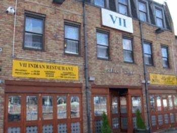 VII Hotel & Indian Restaurant -