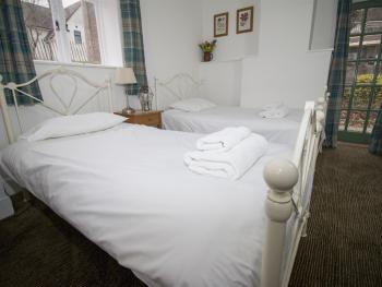Twin room-Wet room-Disabled Access Twin