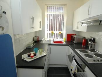 Apartment 2 - Kitchen