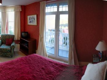 Double room-Ensuite-Lynton View