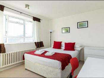 3 Bed apartment in Westminster/Pimlico - Bedroom 2