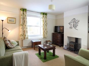 Lounge at Willow Farm Cottage