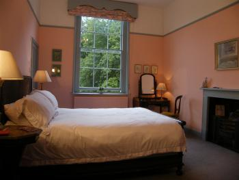 Double room-Ensuite with Shower-Pink Room