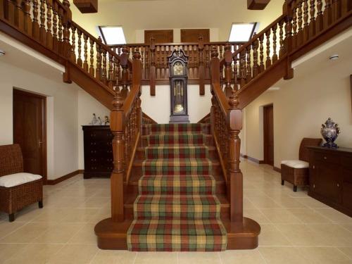 Lobby at Springburn Lodge