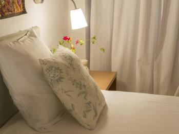 Doble con dos camas-Económico-Baño Privado-Sin vista