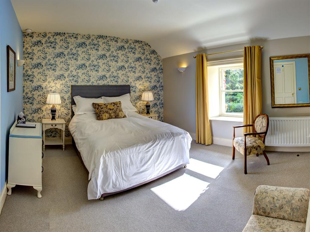 Double room-Ensuite with Shower-Garden View - Double room-Ensuite with Shower-Garden View