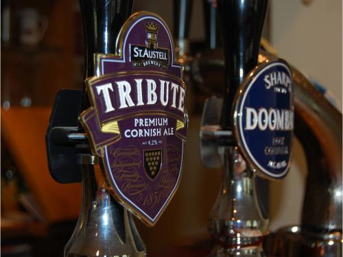 Quality, well kept real ales