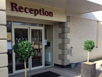 Gleniffer Hotel - Reception Entrance