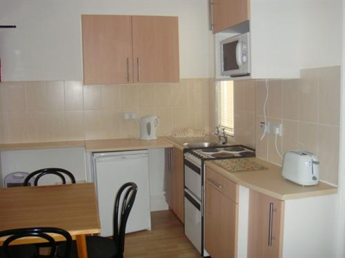 Kitchen/dining area - Flat 3