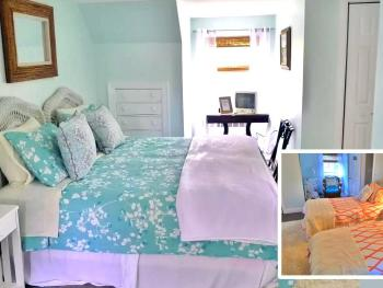 Double room-Shared Bathroom-Standard-Bermuda Room - Base Rate