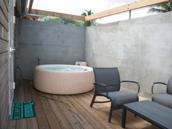 Terrasse 2 / spa