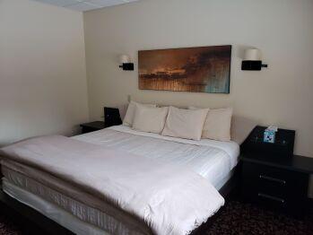 Deluxe King Handicap – 1 King Bed