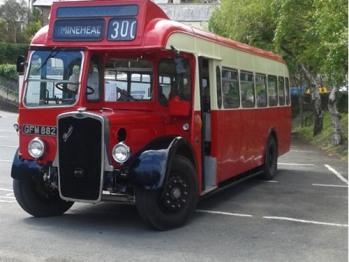 Vintage Bus Trip to Minehead