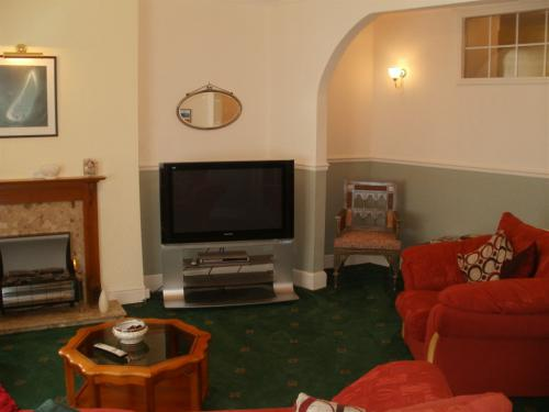 Lounge Gumfreston Hotel Tenby