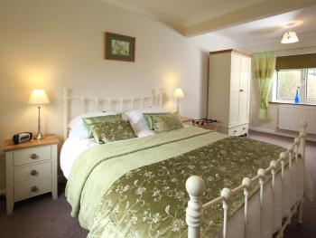Cowman's Cottage Master Bedroom