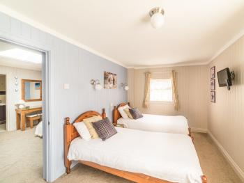 Interconnecting Family Suite - sleeps 4 - Ground Floor
